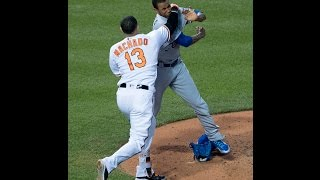 Top 5 Best Fights In MLB