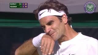 The Best Game Ever? Murray v Federer