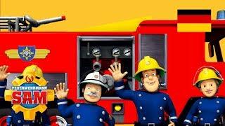Feuerwehrmann Sam Deutsch Neue Folgen | Normans Arche - Wasser rettet | Marathon 🚒 Kinderfilme