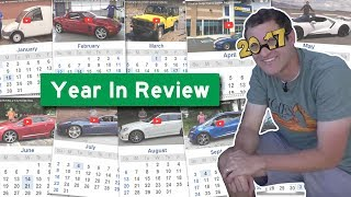 Doug DeMuro's 2017: The Best, The Worst, and The Numbers