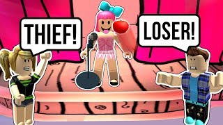 Roblox: COPYING PEOPLES JOKES IN COMEDY CLUB!!!