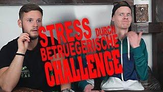 Stress durch betrügerische Challenge | inscope21 & UnsympathischTV