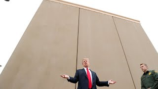 Where Does Trump's Border Wall Stand Today? | NYT News