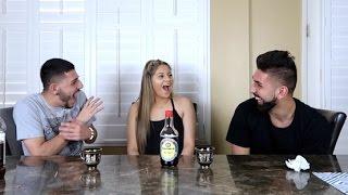 Truth or DRINK: DIRTY EDITION (Girlfriend & Best Friend)