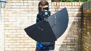 Ironman Deployable Riot Shield v2 Percy Jackson Inspired