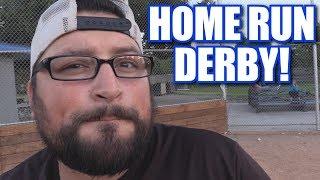 BEST HOME RUN DERBY EVER! | On-Season Softball League