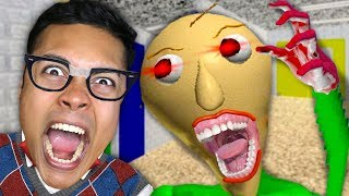 ESCAPE CRAZY TEACHER AT SCHOOL (Baldi