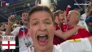 Fan Cam 2018 FIFA World Cup Episode 7: Semi Final Emotions
