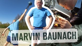 Wiedersehen mit Marvin Baunach