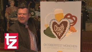 Oktoberfest 2017: Neues Wiesn-Plakat wird in München enthüllt