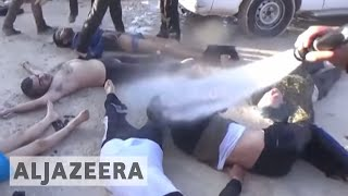 🇸🇾 Fear among Syrians as UN blocks chemical attack investigation