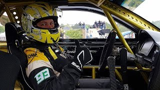 Benediktas Čirba 2019, Drift Masters European championship, round 1, Austria