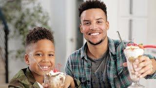Ice Cream Sundaes with Cree & Tavior | Quick Fix
