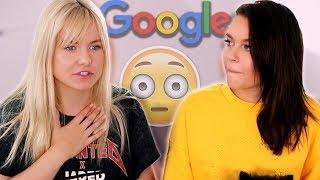 Top 5 peinlichste Google Vorschläge Fragen über DagiBee und mich!
