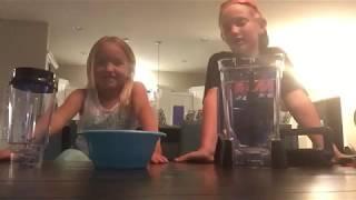 Tornado hits house while kids make first video