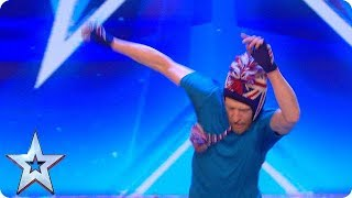 Get ready to RAVE with Neil Rowley! | Auditions | BGMT 2018