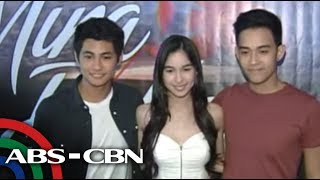 Julia Barretto speaks on