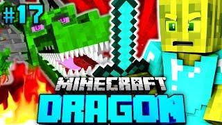 Der KÖNIG DES NETHERS XXL?! - Minecraft Dragon #17 [Deutsch/HD]
