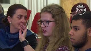 MZ-Leserforum in Halle: Lehrerdebatte mit Tullner