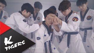 방탄소년단 - 피땀눈물 태권도 버전  BTS - Blood Sweat & Tears  Taekwondo ver.