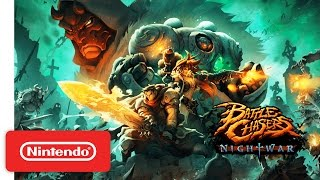 Battle Chasers: Nightwar – Nintendo Switch Reveal Trailer