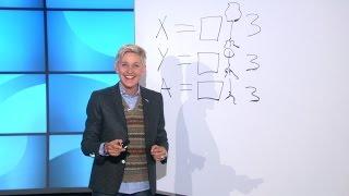 Ellen the Homework Helperer
