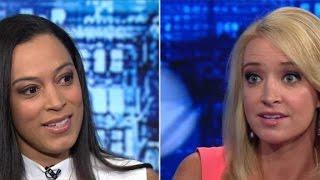 CNN political commentators clash over Trump