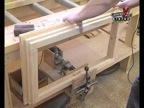 Изготовление деревянной рамы своими руками видео
