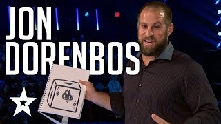 Jon Dorenbos Auditions & Performances America