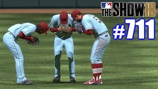CARDINALS ON A ROLL!   MLB The Show 18   Road to the Show #711