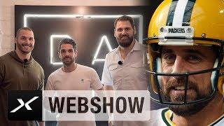 Aaron Rodgers out - Björn Werner und Sebastian Vollmer in   NFL   Hail Mary   Daniel Herzog