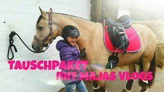 Lia & Alfi - Tauschpaket mit Majas Vlogs