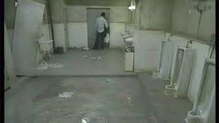 【宇哥】日本小伙被困公厕24小时,次日保洁员开门后吓到了…《厕所的涂鸦》