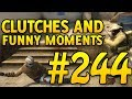 CSGO Funny Moments and Clutches #244 - C...mp3
