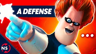 The Incredibles: The Art of Supervillain Monologues