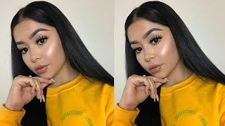 One Brand Makeup Tutorial: Maybelline | Daisy Marquez