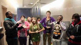 LMFAO Flash Mob by Todrick Hall ft. Pentatonix