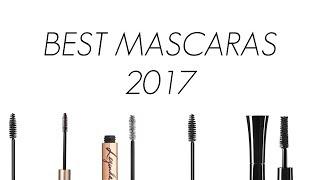 THE BEST MASCARAS 2017!