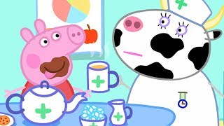 Peppa Pig English Episodes | Thanksgiving Special!  | Peppa Pig Official