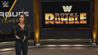 WWE Marquee Matches sneak peek