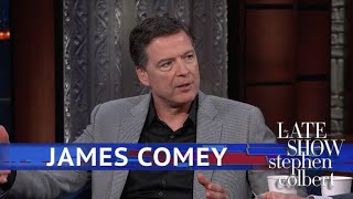 How Comey Broke The