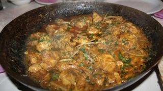 Chicken Karahi | How to make Chicken karahi (Restaurant style) | Chicken Karahi Food Street Style