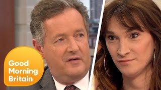 Piers Debates Transgender Activist Over Genderless Acting Awards   Good Morning Britain