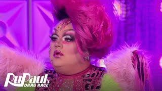 Eureka Dishes on the Dramatic Episode Ending | RuPaul