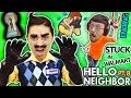 HELLO NEIGHBOR IN REAL LIFE! Cry Baby in...mp3