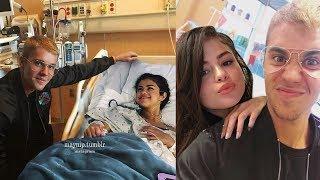 Justin Bieber Visited Selena Gomez After Kidney Transplant
