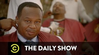 Black Eye on America - What Is Black Twitter?: The Daily Show