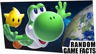 Space Yoshi & die Dark Souls Poperze- Random Game Facts #104