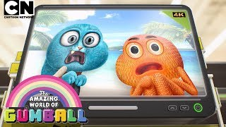 The Amazing World of Gumball | The Lady | Cartoon Network