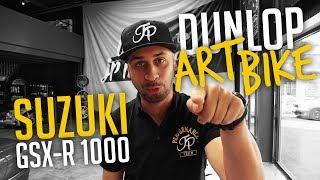 JP Performance - Dunlop Art Bike | Suzuki GSX-R 1000